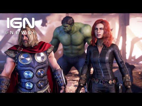 Marvel's Avengers: How Gear Works - IGN News
