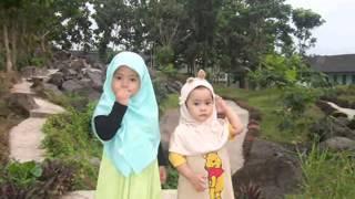 Cute Toddler : I am a Muslim - BismillaH