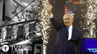 Prime Minister Benjamin Netanyahu's right-wing-religious bloc won Israel's Elections, From YouTubeVideos