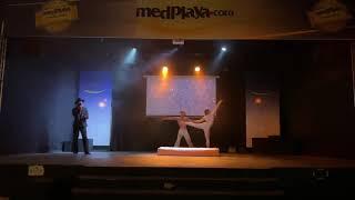 """LOVE SONG"" WORD´S BY MICHAEL JACKSON Show - Medplaya Productions, Málaga"
