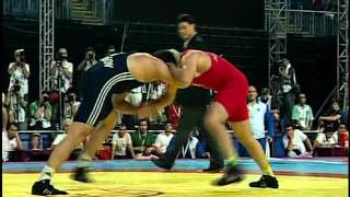 84 кг.И.Алдатов- Ш.Шарифов, Чемпионат мира-2011, финал