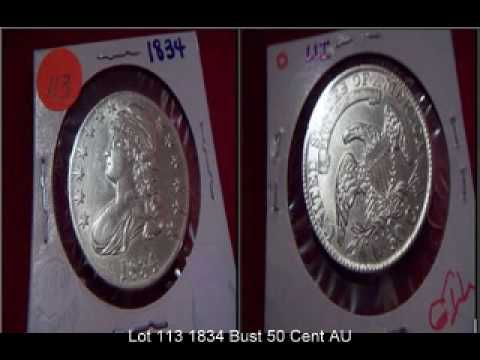 JT Coin Auctions Featured Coins May 17, 2009 Coin Auction