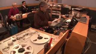 森山良子さんのオリジナルアナログマスターテープを、JVCマスタリングセ...