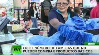 En EE. UU. aumentan precios de la canasta familiar