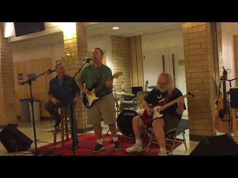 The Waiting by Tom Petty (cover) performed by Dudley Morris, Lynn Williams and Dusty Breeze