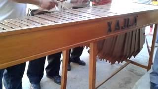 GUATEMALA MARIMBA XAJLA' JACALTENANGO 2014