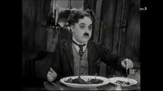 Обед.Видеоклип фильма Чарли Чаплина