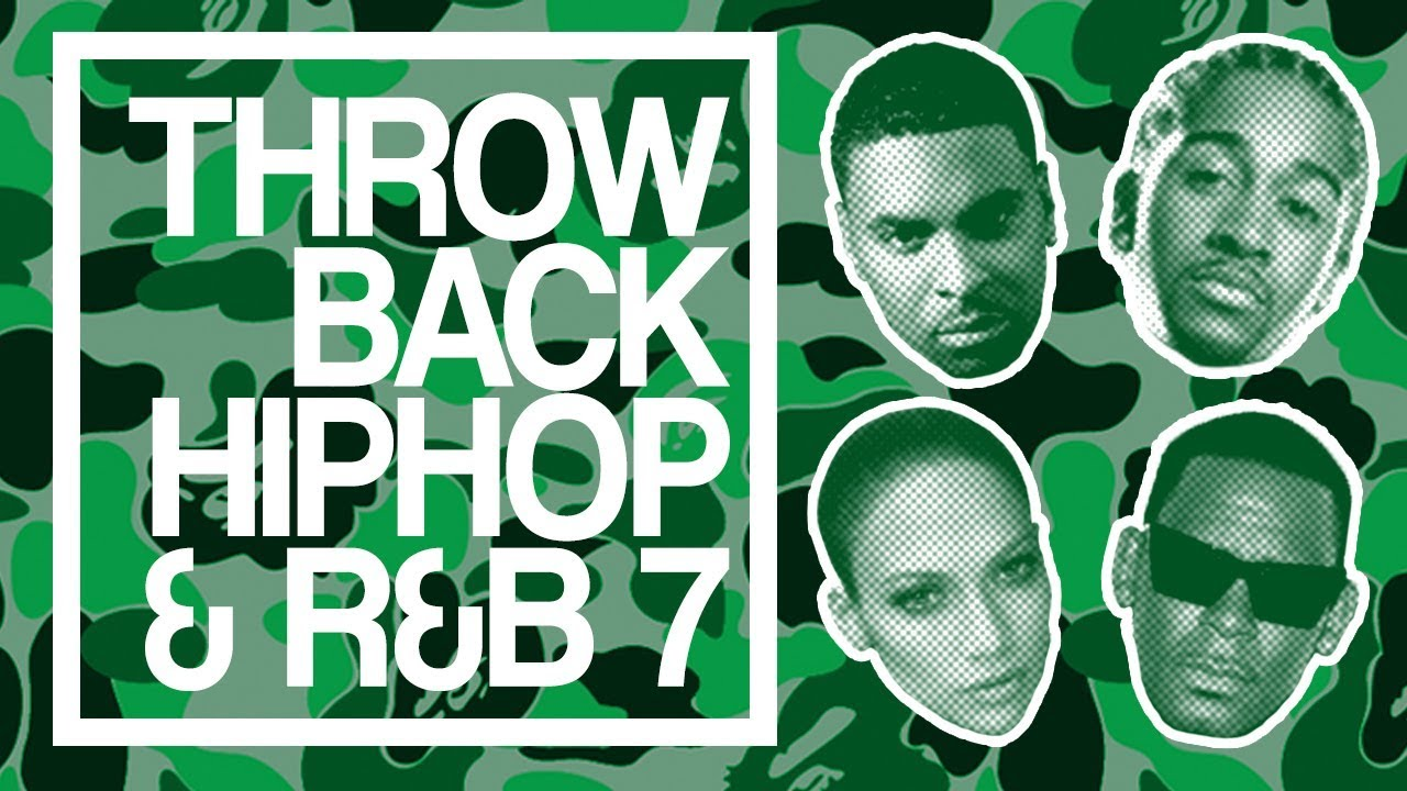 Early 2000's R&B and Hip Hop Songs | Throwback Hip Hop and R&B Mix 7 | Old  School R&B | R&B Classics