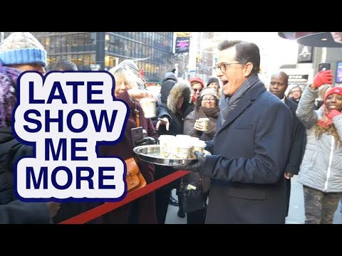 Late Show Me More: Hot Stuff