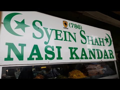 How To Order Nasi Kandar