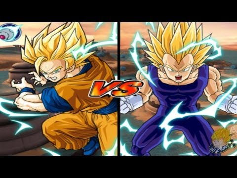 Dragon Ball Z Budokai Tenkaichi 3 in HD Dolphin Emulator Test