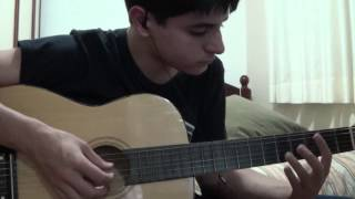 Cover Lindsey Stirling River Flows In You Classical Guitar