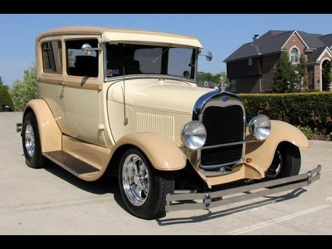 1928 Ford Model A Street Rod For Sale