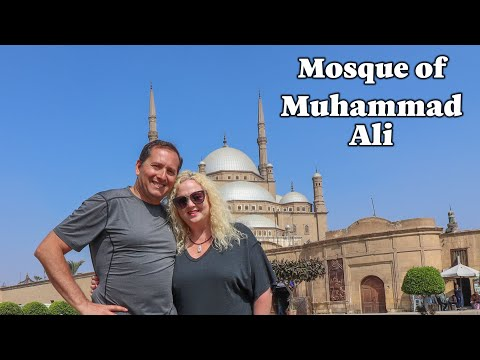 Most Interesting Sights Cairo Sites - Mosque of Muhammad Ali & Al-Azhar Park