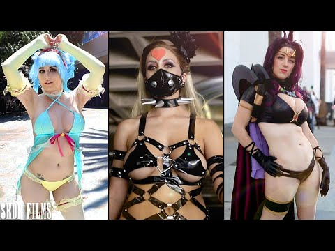 Awesome Cosplay Compilation 2019 - Cosplay Music Video