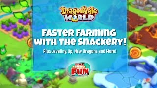 Faster Farming with the Snackery | Dragonvale World