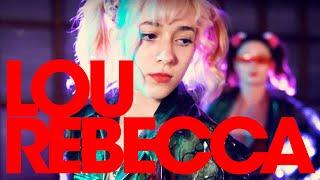 "LOU REBECCA ""BONBON (JOHNNY JEWEL REMIX)"" (Official Video)"