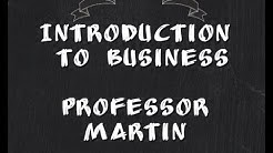 Introduction to Business -  - Operations Management and Quality
