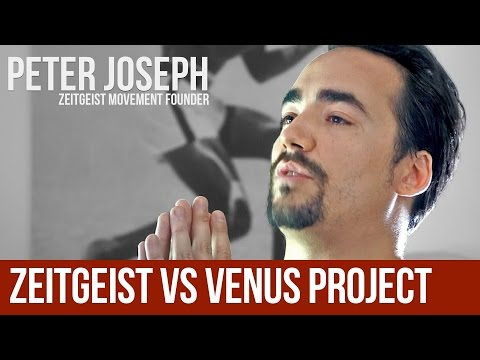 Zeitgeist: The Venus Project Break Up - Peter Joseph | London Real