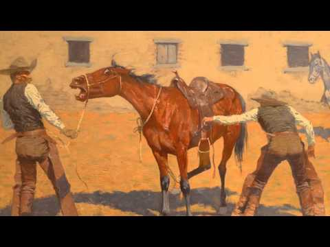 Exhibition at the BYU Museum of Art: Branding the American West: Paintings and Films, 1900 – 1950