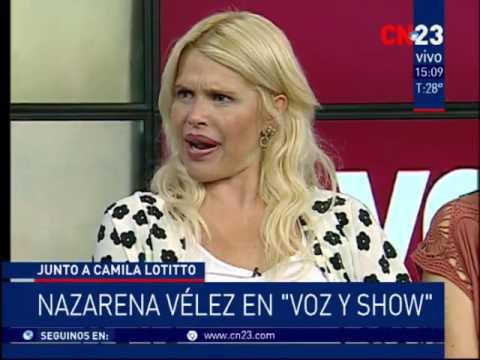 Nazarena Vélez: No quiero que mi hija se cruce otra vez con ese hombre