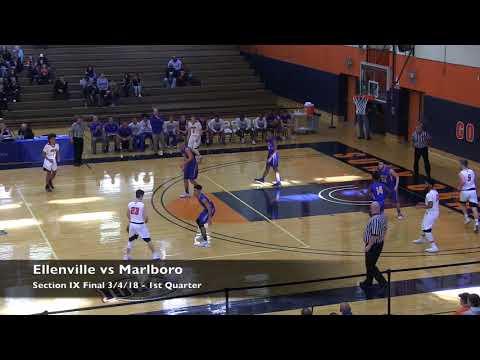 Ellenville v Marlboro 2018 Section IX Final
