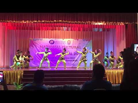 KSTCBN1 - Tarian Rakyat : Tari Inai (2017)