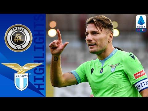 Spezia 1-2 Lazio | La Lazio batte 2-1 lo Spezia | Serie A TIM