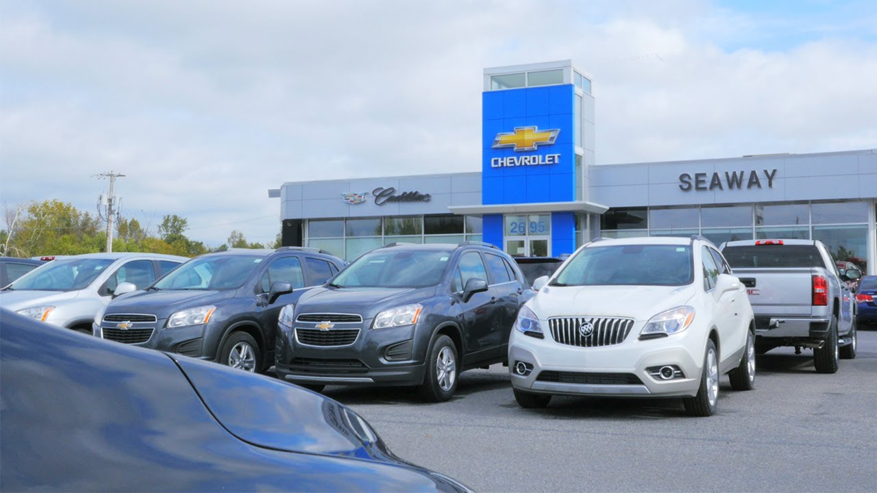 Seaway Gm Certified Preowned Vehicles Chevrolet Buick Cadillac Gmc