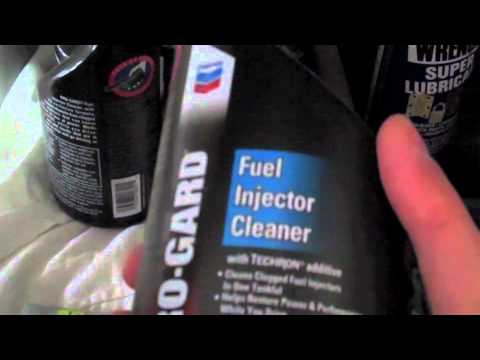 Fuel Injector Cleaner. Gimmick?