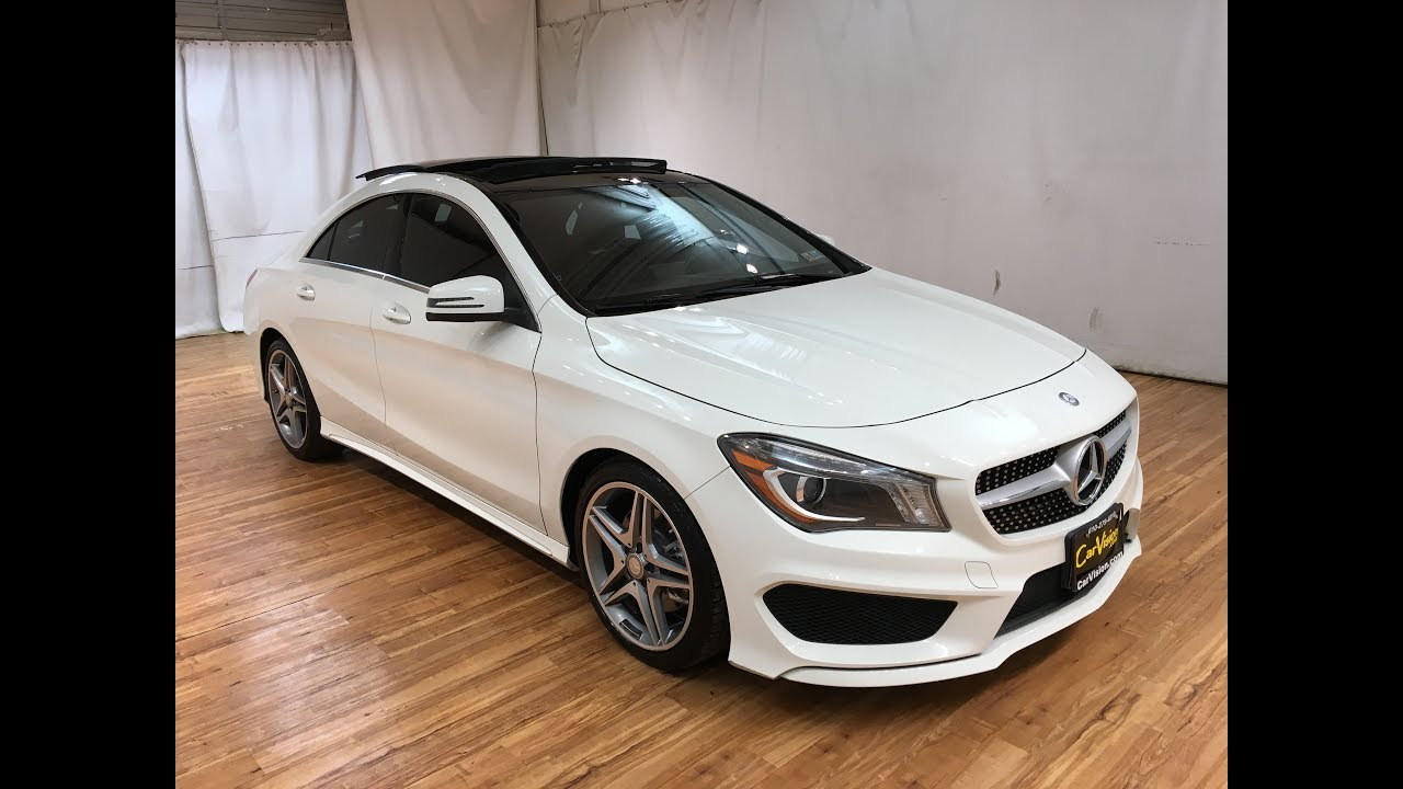 Mercedes Pre Owned >> 2014 Mercedes-Benz CLA-Class CLA 250 MEDIA SCREEN MOONROOF #Carvision - YouTube
