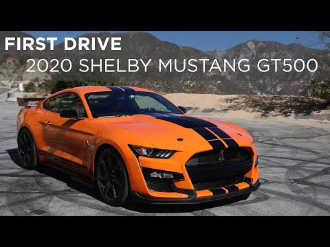2020 Ford Mustang Shelby GT500 | First Drive | Driving.ca