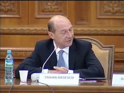 Traian Băsescu vorbeşte la World Blogging Forum