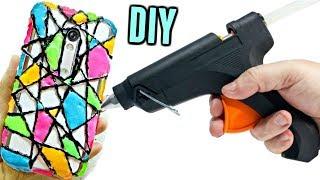 Как сделать Чехол для Телефона за 0 рублей? Своими Руками! DIY