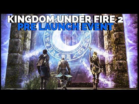 Kingdom Under Fire 2 MMORPG 🎆Pre-Launch Event Recap (Quick News) Gameplay, Cash Shop, The Future