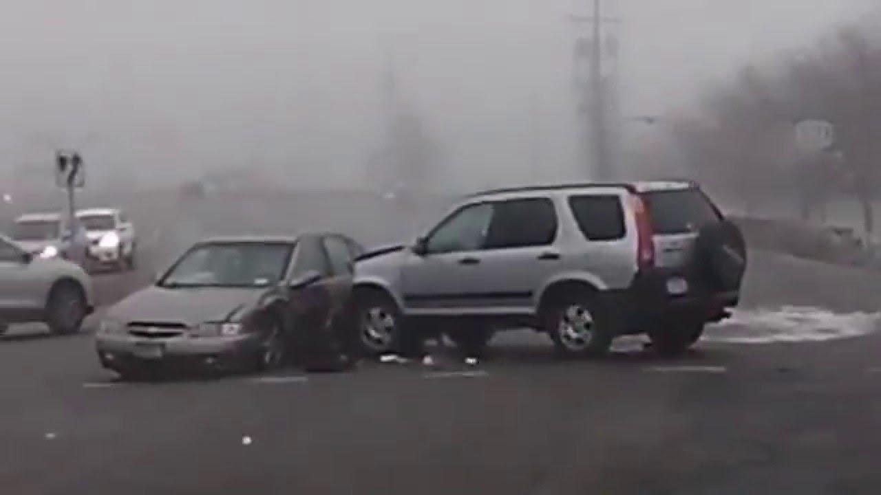 Honda Middletown Ny >> Honda CRV Vs Nissan Altima Accident Upstate NY 12/30/2015 - YouTube