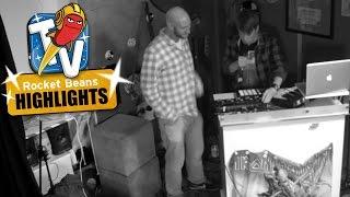 Colin & Hannes - Nein Nein Bitte, Bitte Schlag Mich Nicht (Song) | Rocket Beans TV Highlights