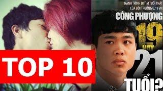 Top 10 sự thật thú vị về Công Phượng