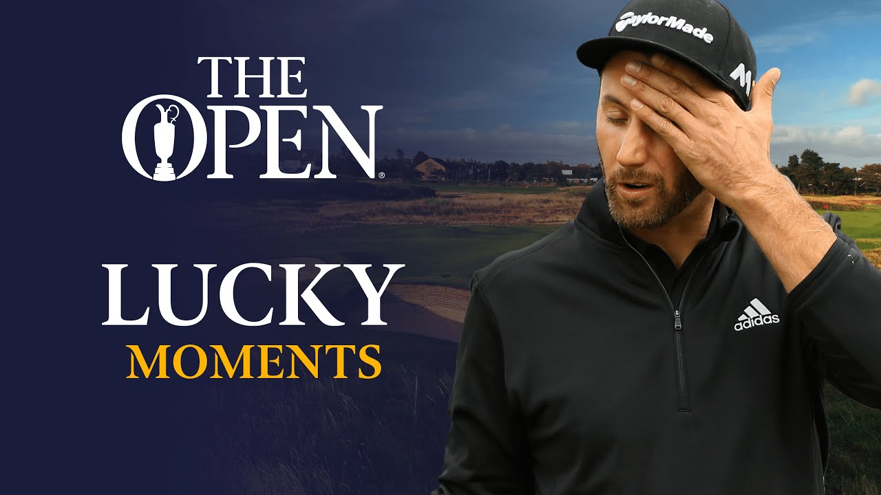 Lucky Shots | The Open Moments