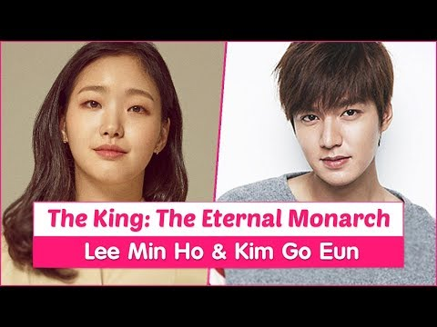 """The King: The Eternal Monarch"" Upcoming Korean Drama 2020 - Lee Min Ho & Kim Go Eun"