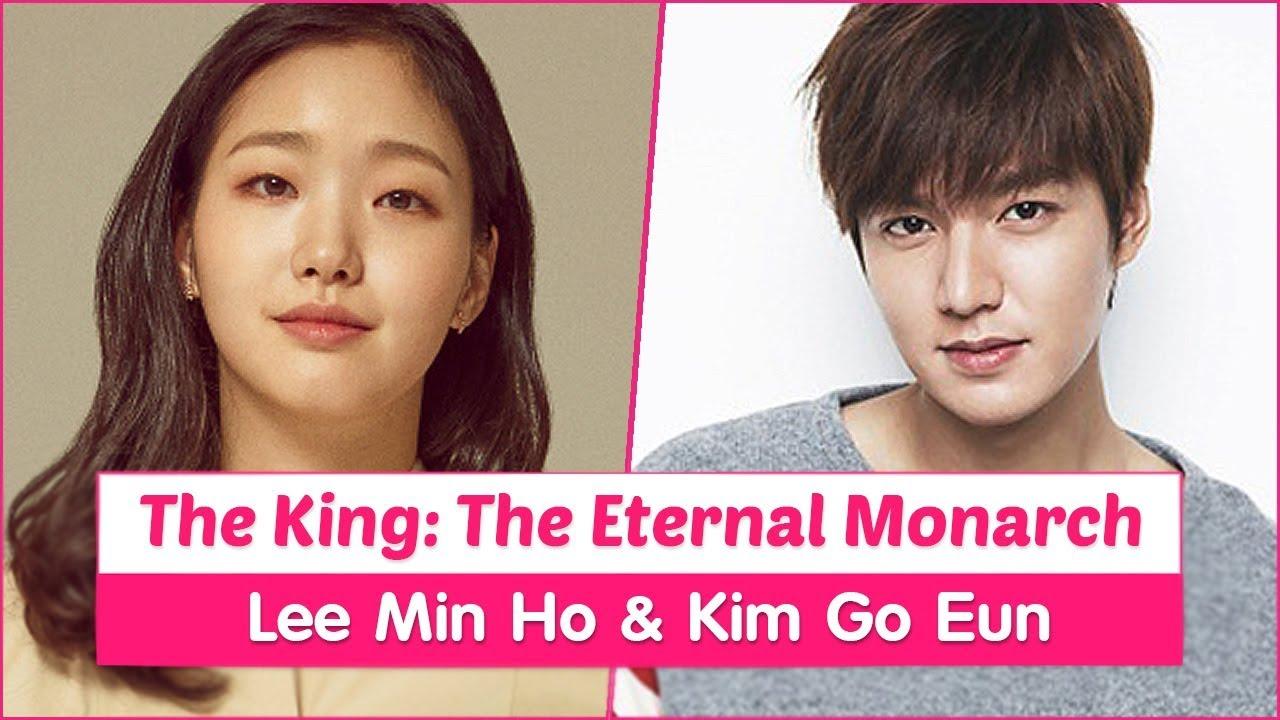 Best Kdrama 2020.The King The Eternal Monarch Upcoming Korean Drama 2020 Lee Min Ho Kim Go Eun