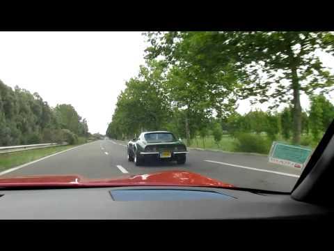 Corvette C3 LT-1 and C4 L-98 teasing each other