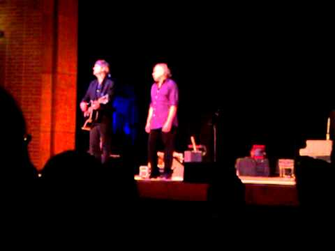 BoDeans  Its Only Love...  South Milw Performing Arts Center 2011