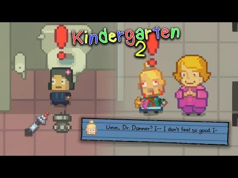 We found Lily in the school!? & The Principals Secret Weapon | Kindergarten 2