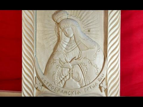 Икона Божией Матери в Киеве. Купить икону Божьей матери в
