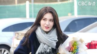 170203 Somi Middle School Graduation