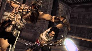 Prince of Persia Trilogy The Two Thrones Gameplay PS3