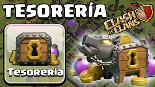 Tesorería | Clash of Clans
