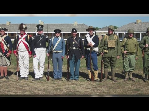 Fort Snelling Comes Alive For Memorial Day Weekend