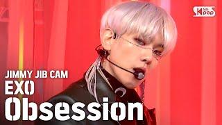 [지미집캠] 엑소 'Obsession' 지미집 별도녹화 (EXO 'Obsession' JIMMY JIB STAGE) │ @SBS Inkigayo_2019.12.8